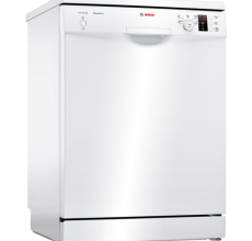 Bosch Freestanding Dishwasher SMS25AW00G White
