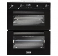 Stoves Built Under Double Oven BI702MFCT Black