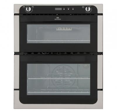 New World Built Under Double Oven NW701DOP Stainless Steel