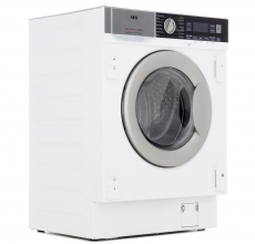 AEG Integrated Washer Dryer L7WC8632BI