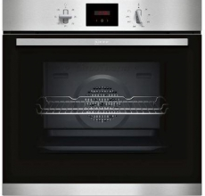 Neff Built In Single Oven B1GCC0AN0B Stainless Steel