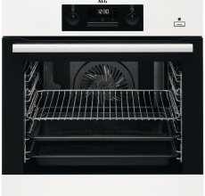 AEG Built In Single Oven BEB351010W White