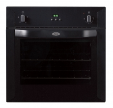 Belling Built In Oven BI60FP - Black Single