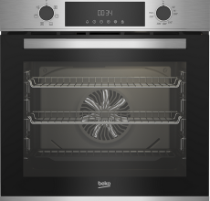 Beko Built In Single Oven CIMY91X Stainless Steel