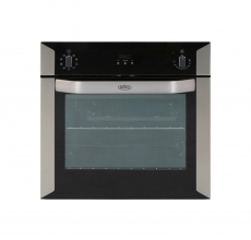 Belling Built-in Single Oven BI60MF S/STEEL