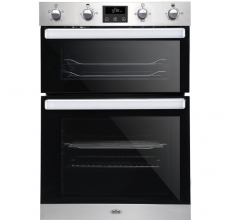 Belling Built-in Double Oven BI902FP Stainless Steel