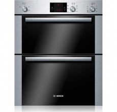 Bosch Built-under Double Oven HBN13B251B S/S