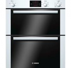 Bosch Build under 70cm double oven HBN13B221B