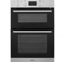 Hotpoint Built-in Electric Double Oven DD2540IX