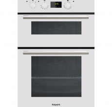 Hotpoint Built-in Electric Double Oven DD2540WH