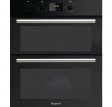 HOTPOINT Build-Under Electric Double Oven DU2540BL