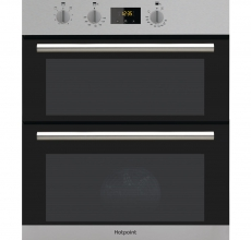 Hotpoint Build-Under Electric Double Oven DU2540IX