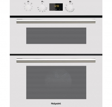 Hotpoint Build-Under Electric Double Oven DU2540WH