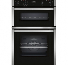 Neff Built In Double Oven U1ACE2HN0B Stainless Steel