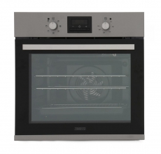 Zanussi Built In Single Oven ZOB35471XK Stainless Steel
