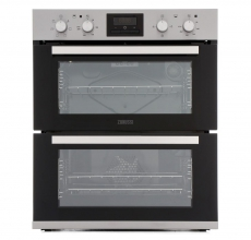 Zanussi Built Under Double Oven ZOF35661XK