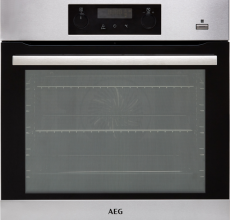 AEG BPS355020M Single Oven