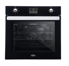 Belling Built In Single Oven BI602FPCTBLK Black