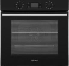 Hotpoint Built In Single Oven SA2540HBL Black