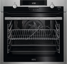 AEG Built In Single Oven BPS552020M Stainless Steel