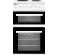 Beko Freestanding Cooker EDP503W Electric