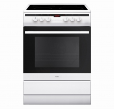 Amica Ceramic Electric Cooker 608CE2TAW
