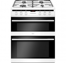 Amica Gas Cooker AFG6450WH