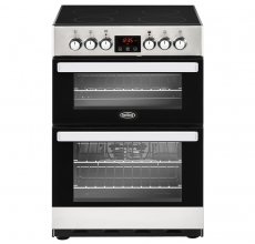 Belling Cookcentre Electric Cooker 60E Stainless Steel