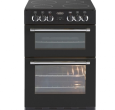 Belling Electric Cooker Classic 60E Black