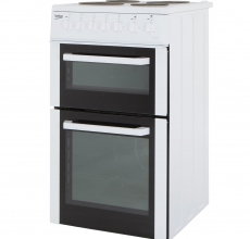 Beko electric cooker BCDP503W