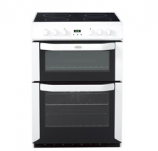 Belling Electric Cooker FSE60DOP White