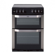Belling Gas Double Oven FSG60DO Stainless Steel