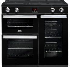 Belling Range Cookcentre 90EI Black