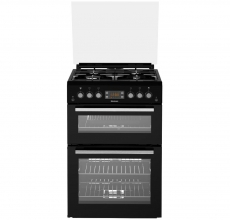 Blomberg Gas Cooker GGN64Z Black