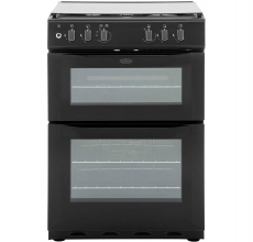 Belling Dual Fuel Cooker FSDF60DOW Black