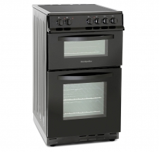 Montpellier Electric Cooker MDC500FK Black