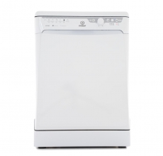 Indesit Dishwasher DFP27B10 White