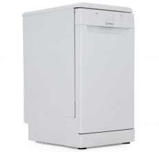 Indesit Freestanding Slimline Dishwasher DSFE1B10 White