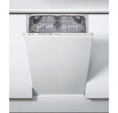 Indesit Built In Slimline Dishwasher DSIE2B10