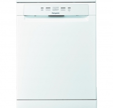 Hotpoint Freestanding Dishwasher HEFC2B19C Full Size White