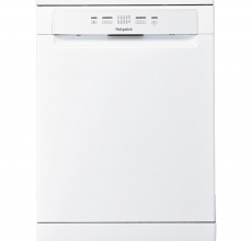 Hotpoint Freestanding Dishwasher HFC2B19 White Full Size