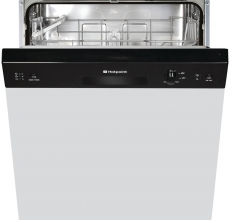 Hotpoint semi integrated dishwasher LSB5B019B