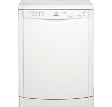 Indesit Freestanding Dishwasher DFG15B1 White