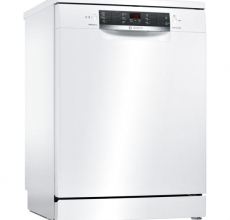 Bosch Dishwasher SMS46MW05G White Full Size