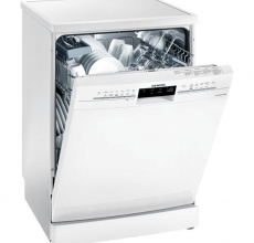 Siemens Dishwasher SN236W02JG White with Cutlery Basket
