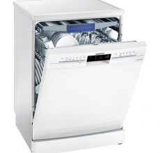 Siemens Dishwasher SN236W02NG White with Cutlery Tray