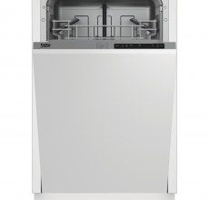 Beko Integrated Slimline Dishwasher DIS15011
