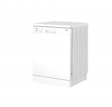 Beko Dishwasher DFN04C11W Full Size