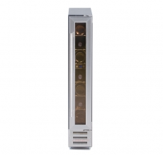 Stoves Integrated Wine Cooler GDHA-150WC-Mk2 Stainless Steel - 444440917