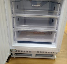 Hoover HBFUP130NK/N Integrated Freezer